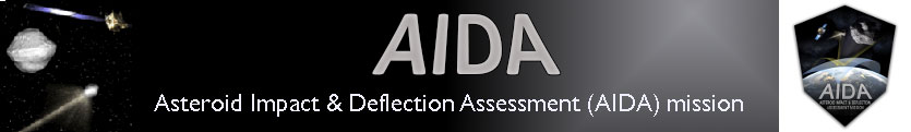 Asteroid Impact & deflection Assessment (AIDA° mission)